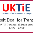 UK Transport in Europe (UKTiE) calls on Government to publish a position paper on transport to help kick-start negotiations in […]